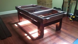 Correctly performing pool table installations, Gainesville Florida
