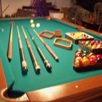 Connelly 8Ft Billiards Pool Table