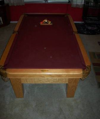 Pool Table, 8 foot, ProLine