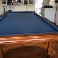 Winners Choice Pool Table by World Of Leisure For Sale