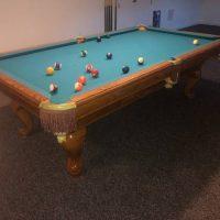 Nice Brunswick Billiards Pool Table For Sale